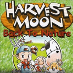 Harvest Moon Back To Nature Psone Classic On Ps3 Ps Vita Psp