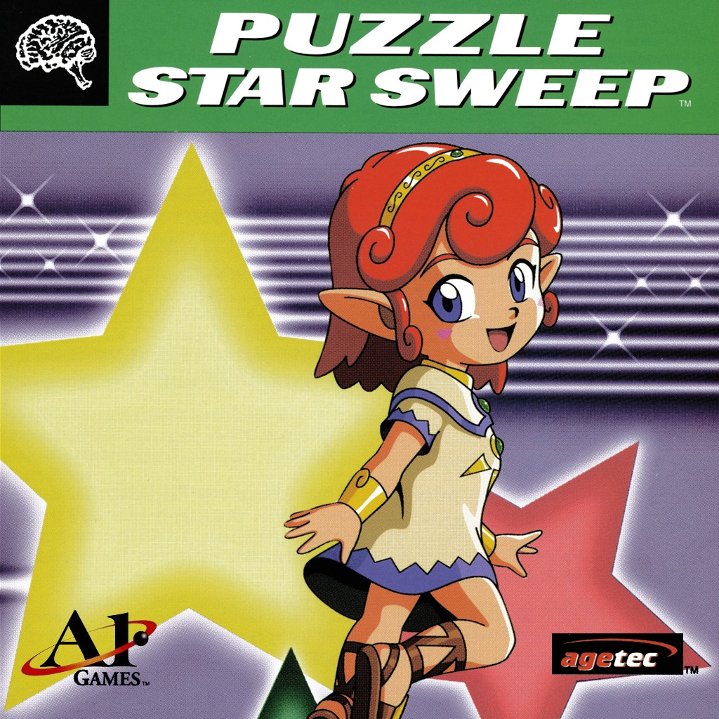 Puzzle: Star Sweep (PSOne Classic)
