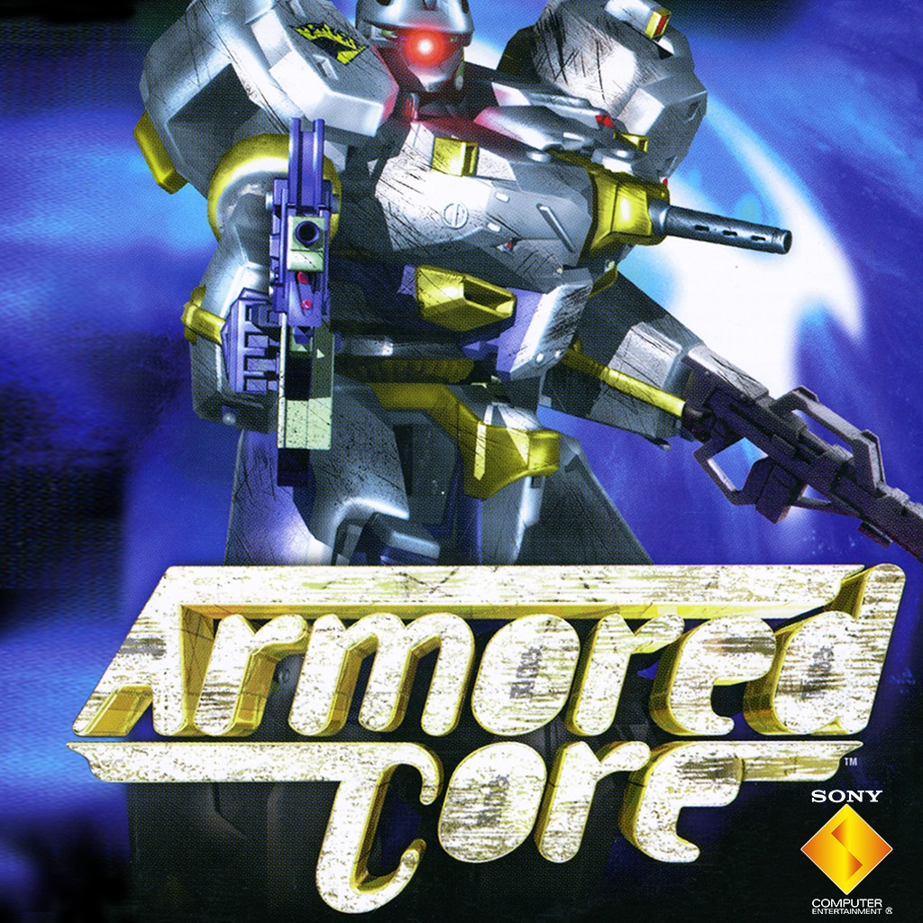 Armored Core (PS One Classic)