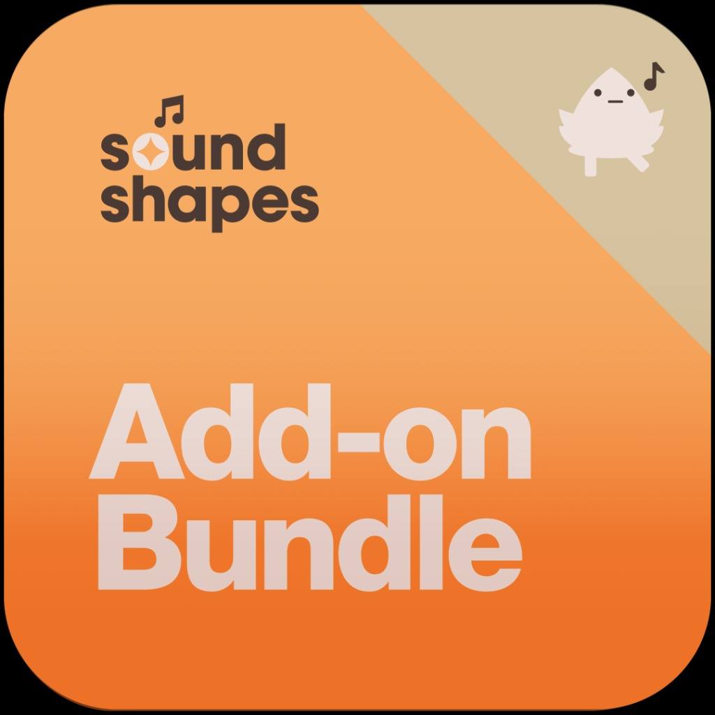 Sound Shapes™ Add-On Bundle