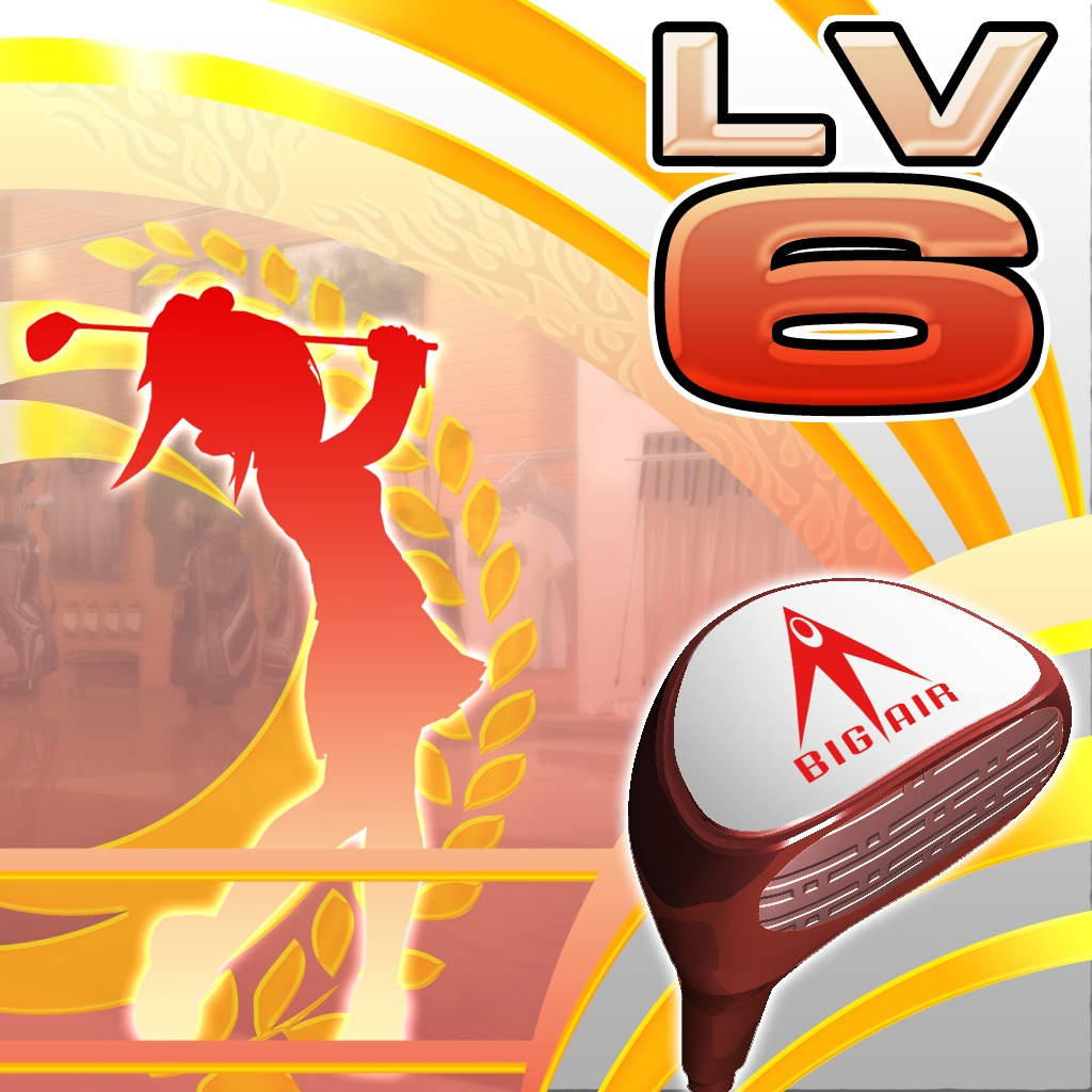 Hot Shots Golf: World Invitational™ - Big Air Club Lv 6