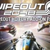 WipEout® 2048 WipEout® HD Fury Add-On Pack