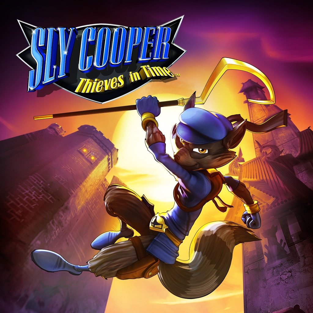 Sly Cooper®: Thieves in Time PS Vita