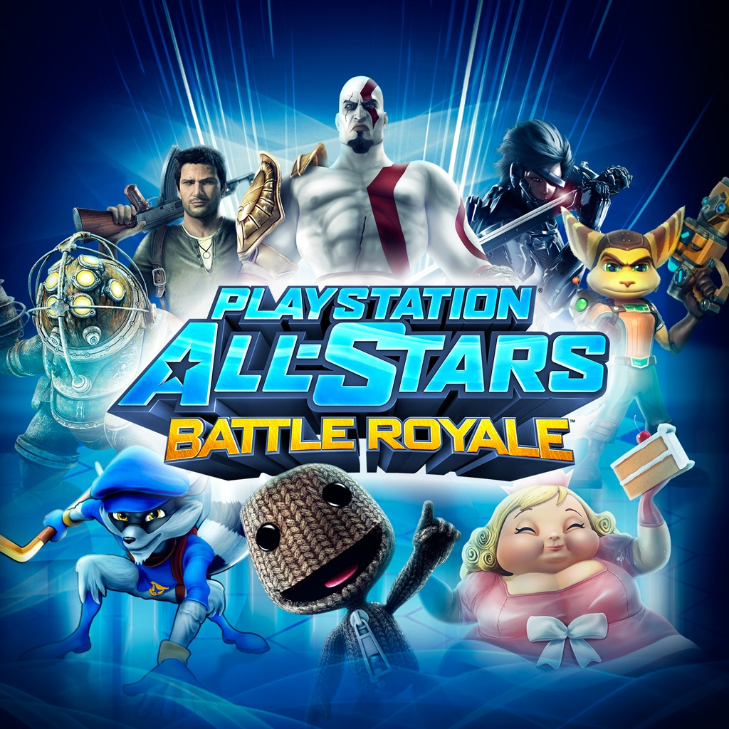 PlayStation® All-Stars Battle Royale™ PS Vita