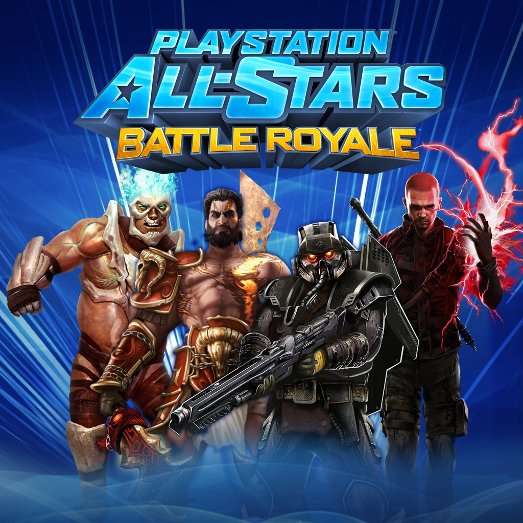PlayStation® All-Stars Battle Royale™ Bad Dudes Costumes