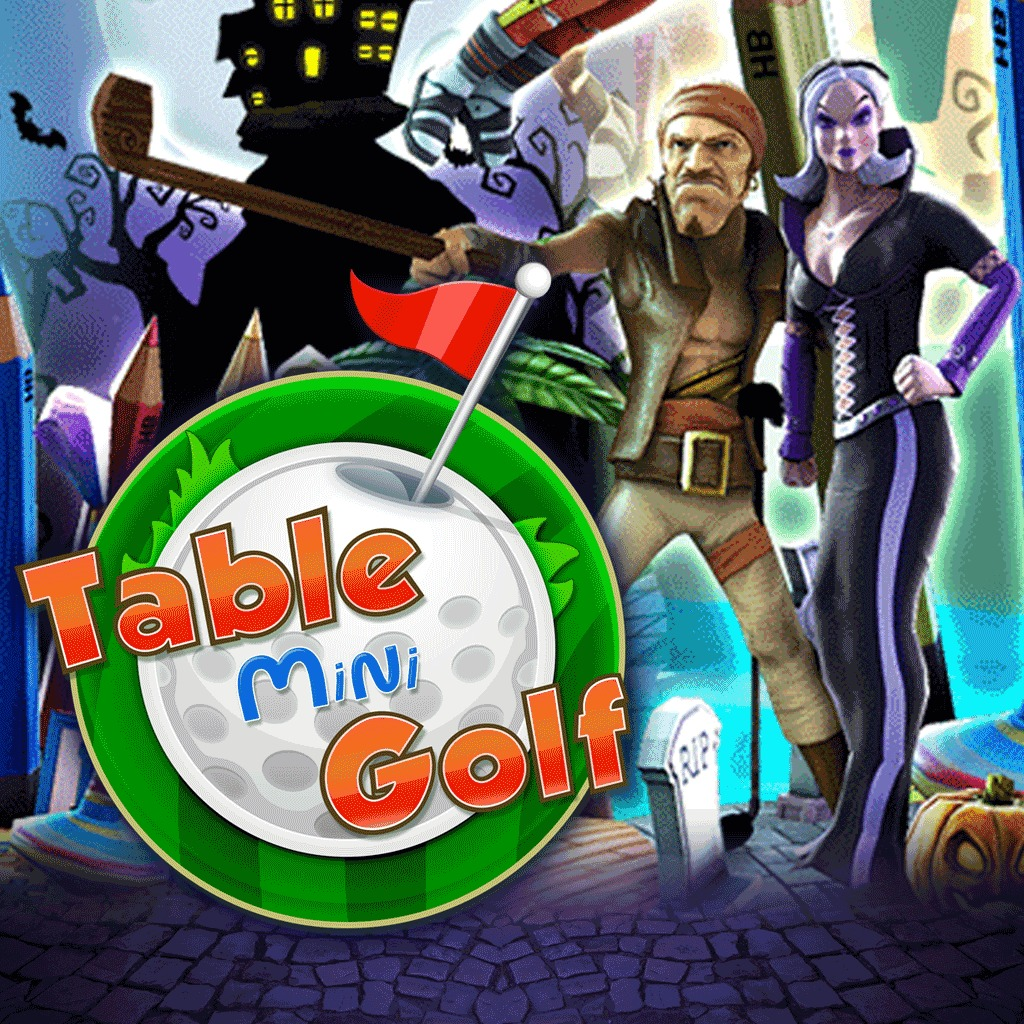 Table Mini Golf