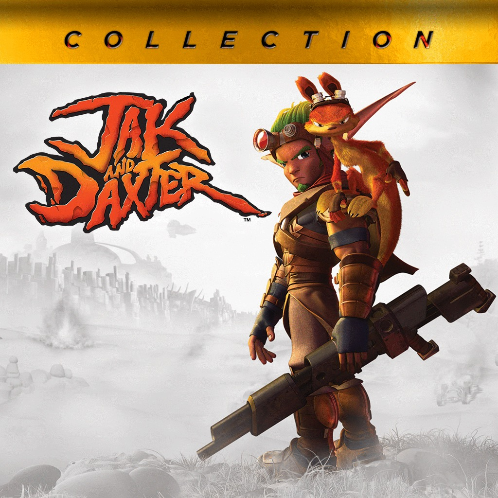 Jak and Daxter Collection™