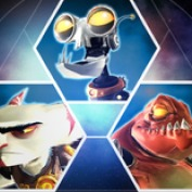 Ratchet & Clank: Full Frontal Assault™ PS Vita Future Pack