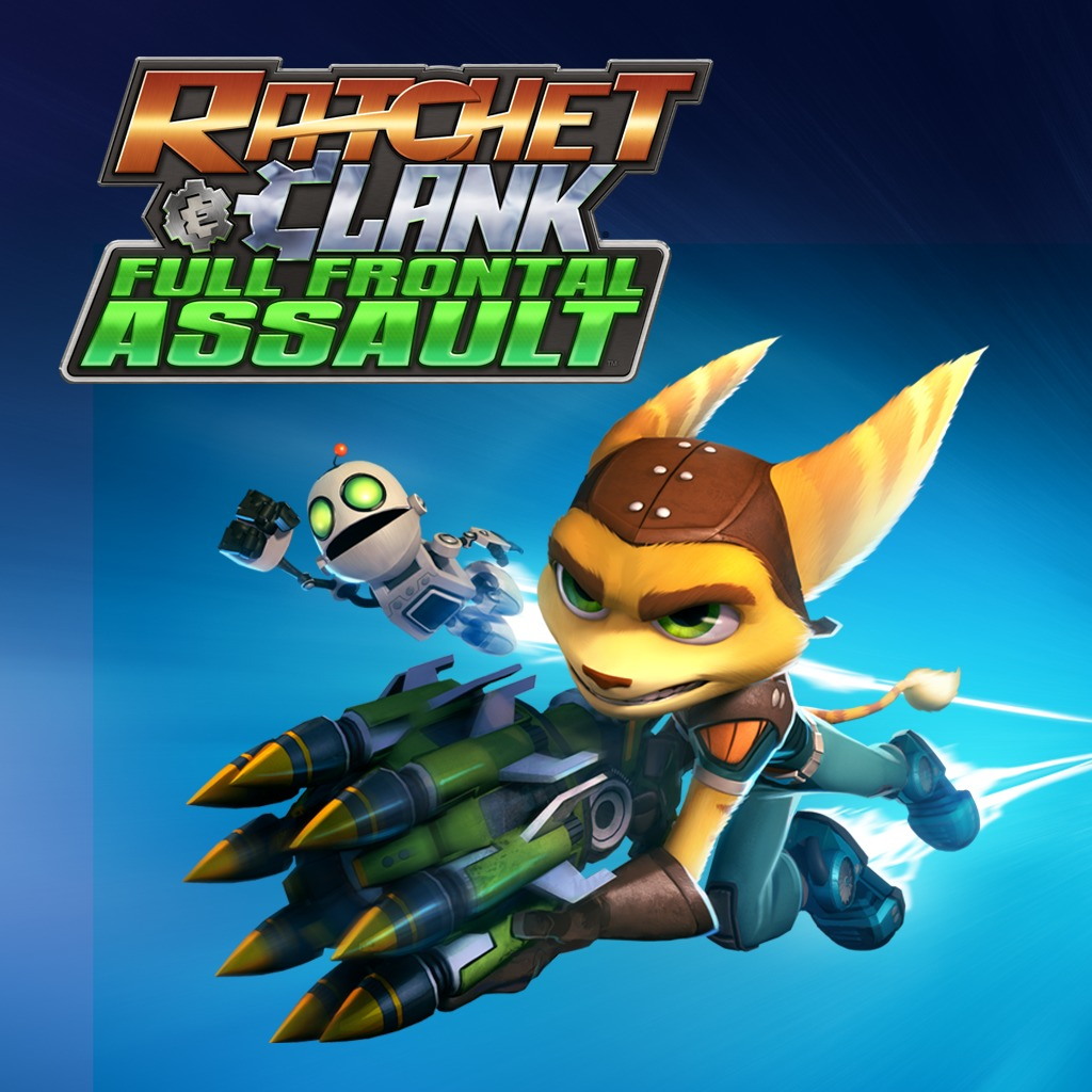 Ratchet & Clank: Full Frontal Assault™ PS Vita