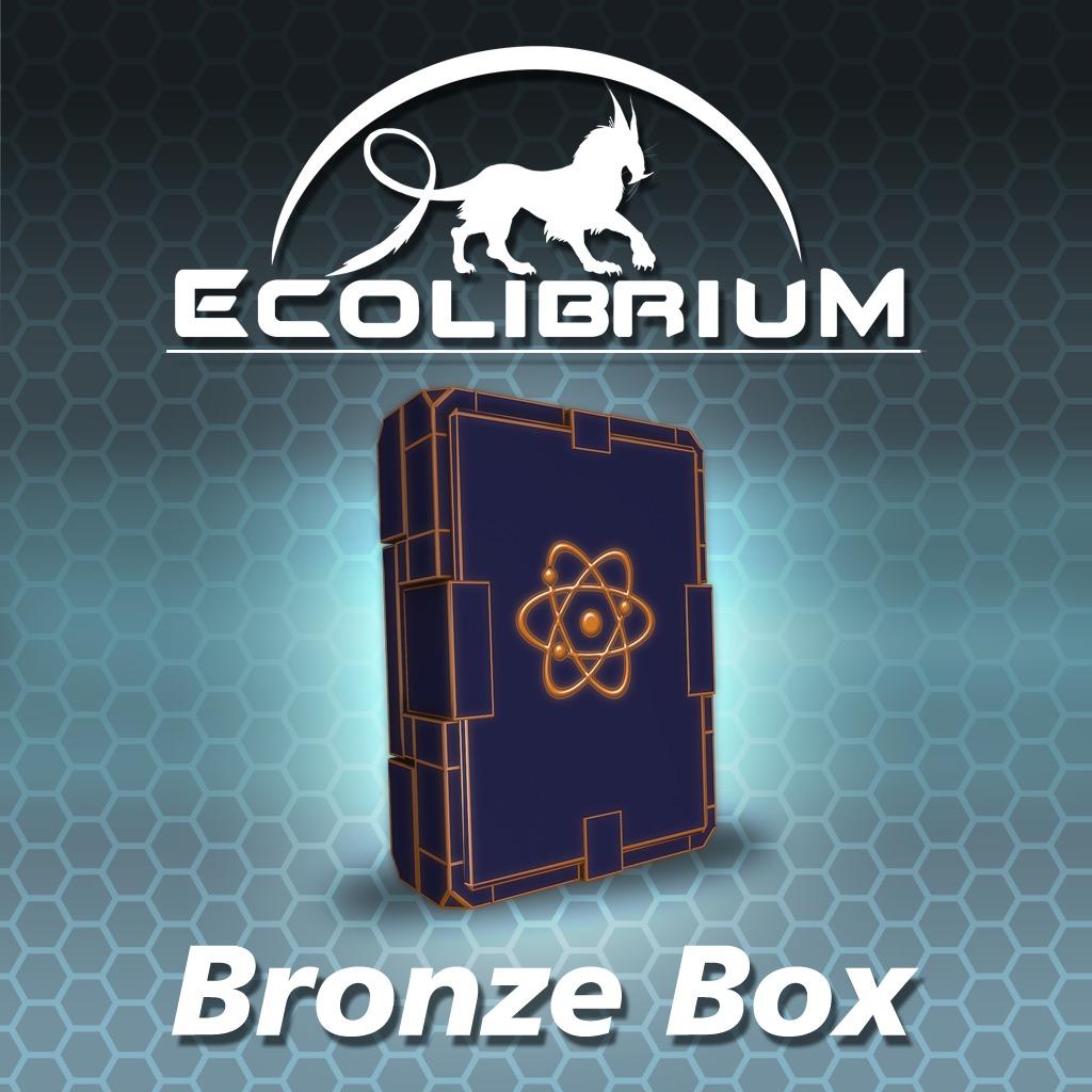Ecolibrium Bronze Game Box