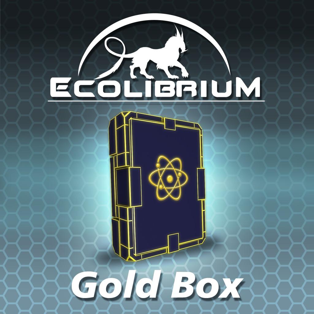 Ecolibrium Gold Game Box
