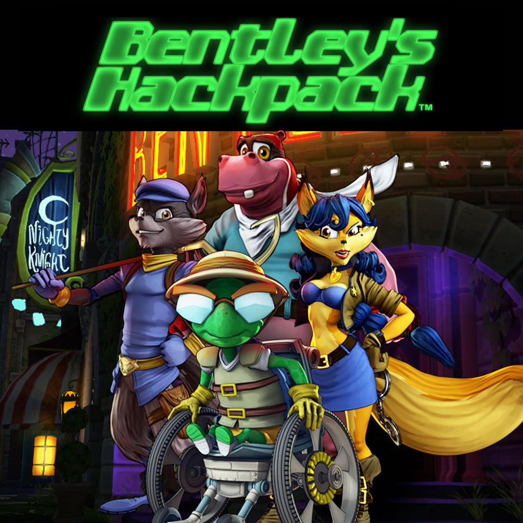 Bentley's Hackpack™ PS Vita Demo