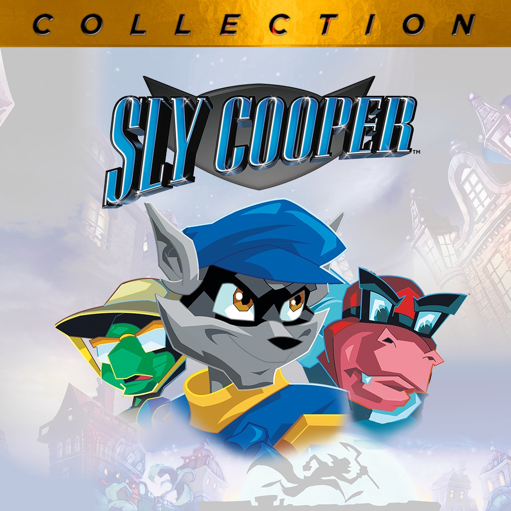 The Sly Collection™ PS Vita