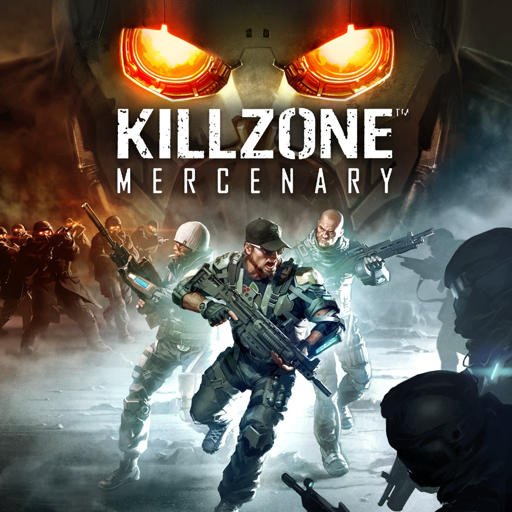 Killzone™: Mercenary M224-A1 Light Machine Gun