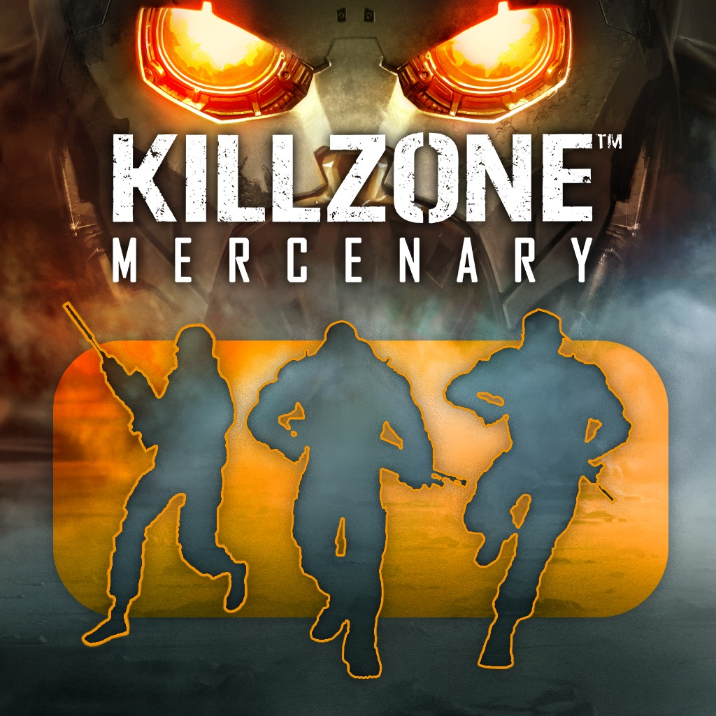Killzone™: Mercenary Botzone Soldier Training