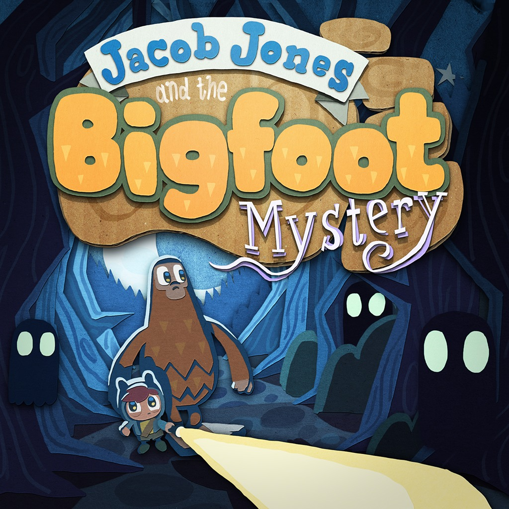 Jacob Jones and the Bigfoot Mystery