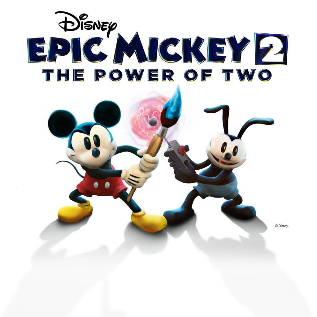 Disney Epic Mickey 2: The Power of Two PS Vita