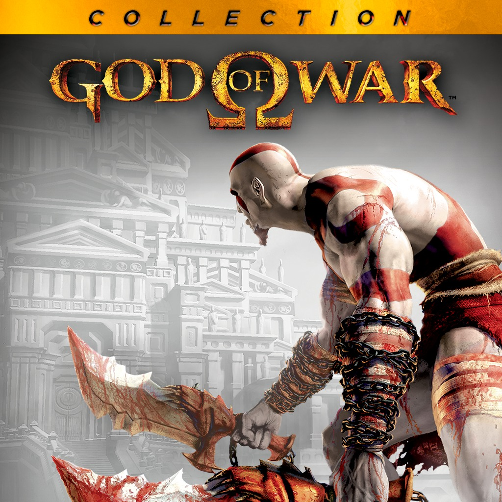 God of War®: Collection PS Vita