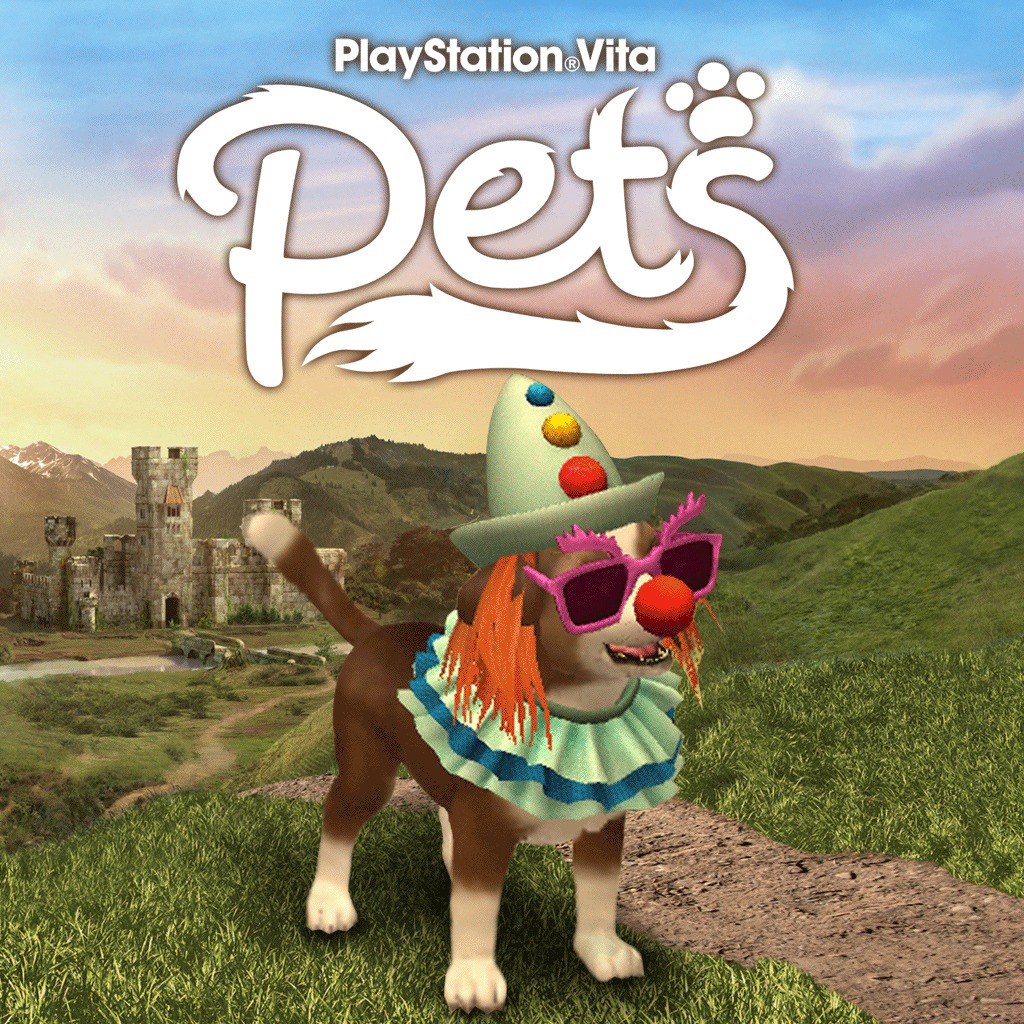 Playstation®Vita Pets - Clown Costume