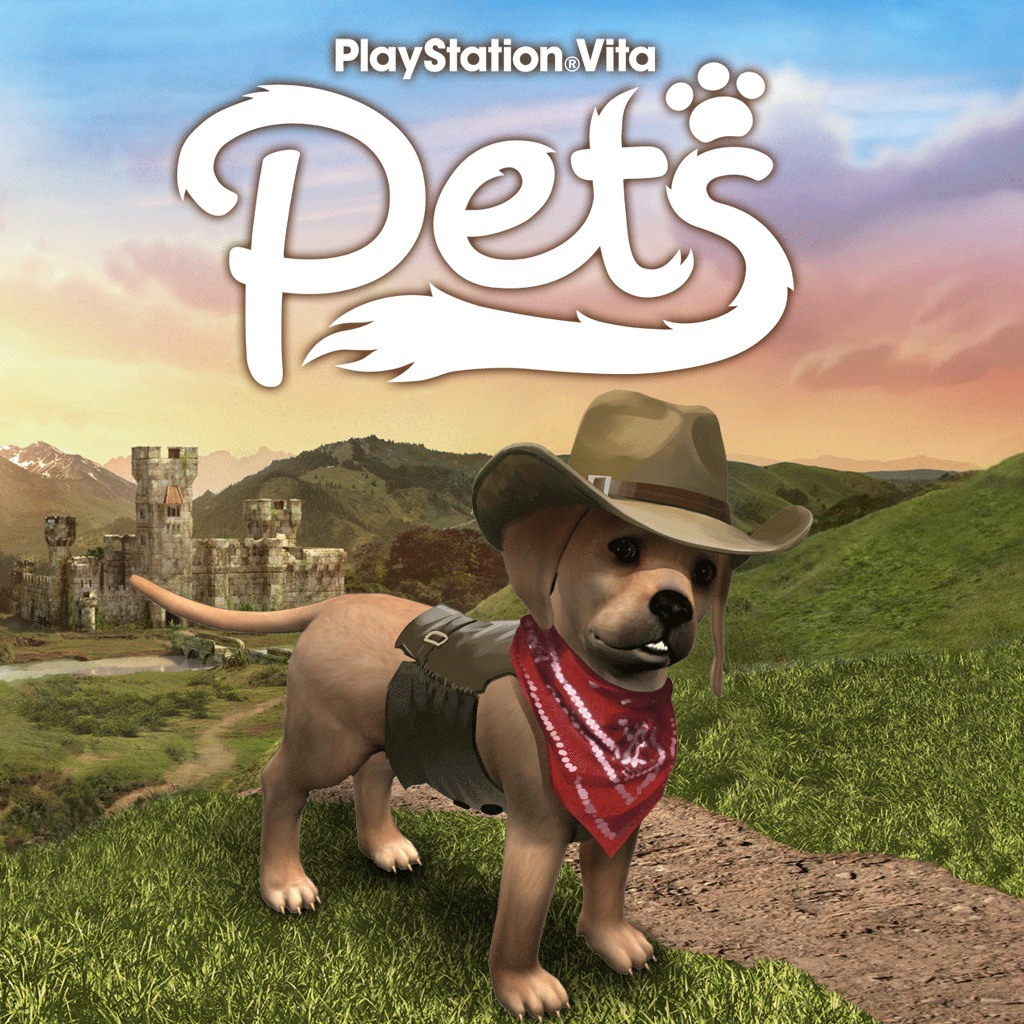 Playstation®Vita Pets - Cowboy Costume