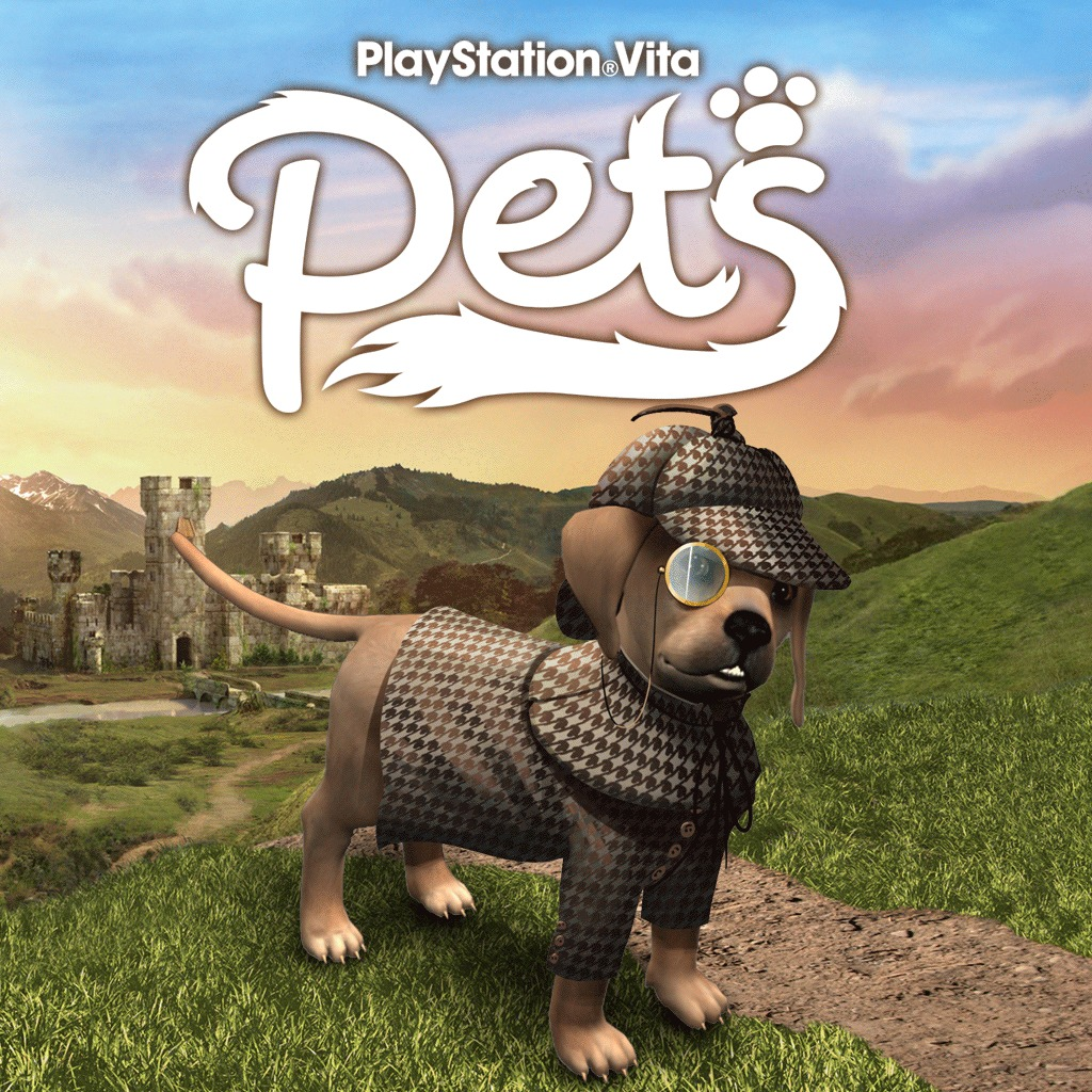 Playstation®Vita Pets Detective Costume