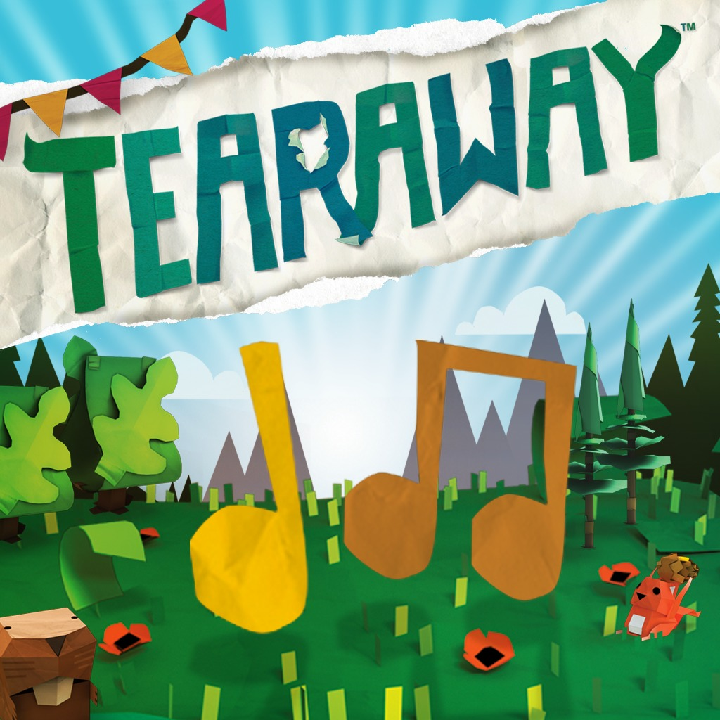 Tearaway Official Soundtrack PS Vita