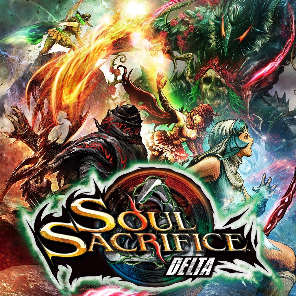Soul Sacrifice™ Delta