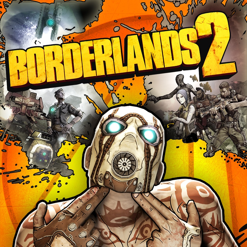 Borderlands® 2 Announce Trailer