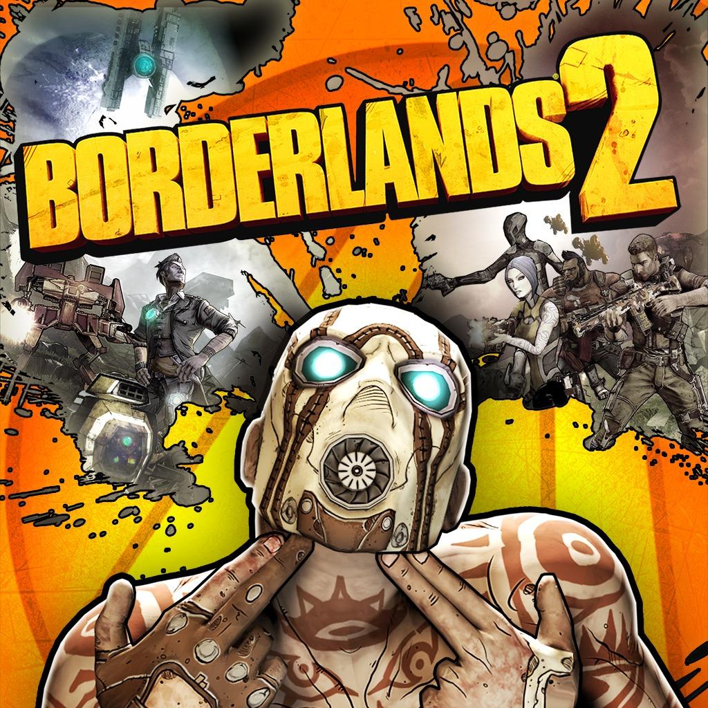 Borderlands® 2 Announce Trailer