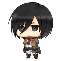 Attack On Titan Mikasa Chibi Avatar On Ps3 Official Playstation