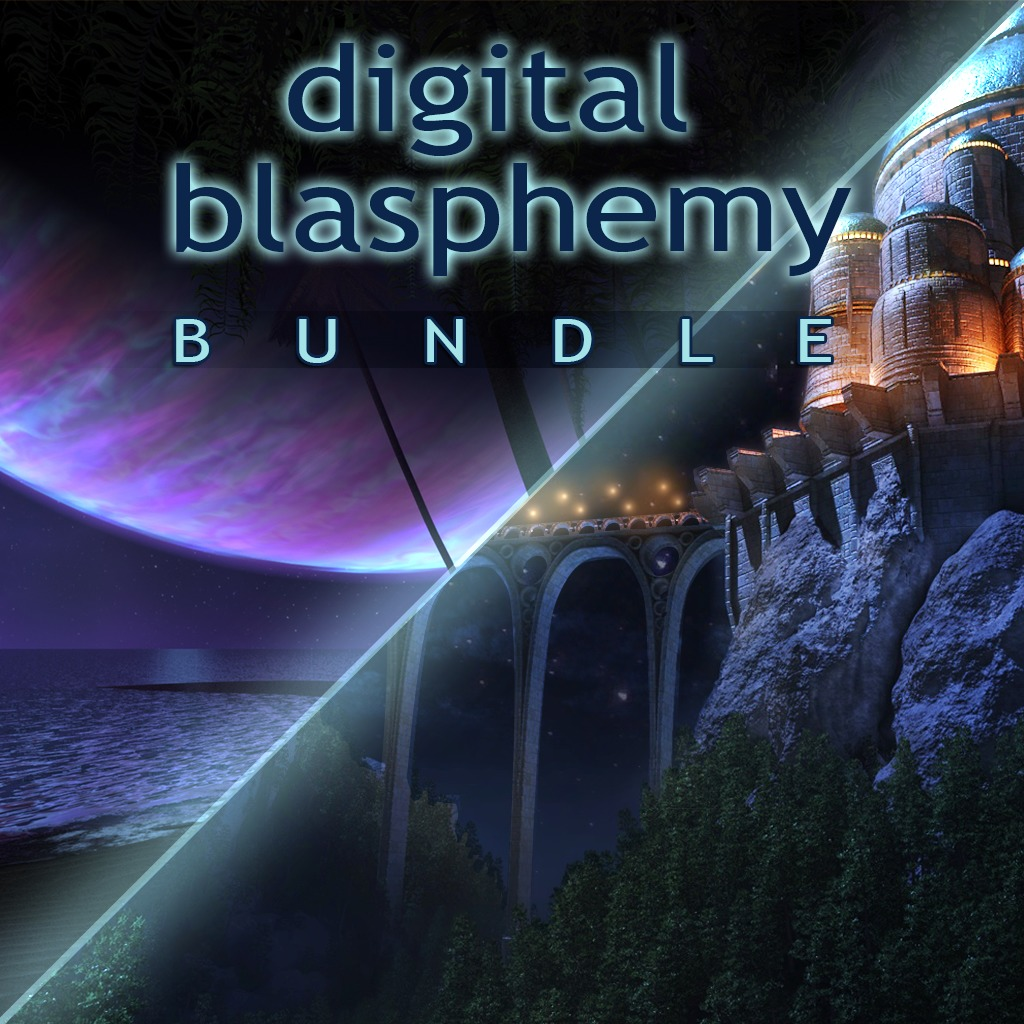 Digital Blasphemy Dynamic Theme Bundle