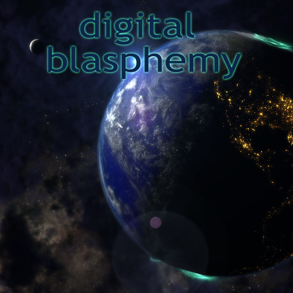 Digital Blasphemy: Campfires Dynamic Theme