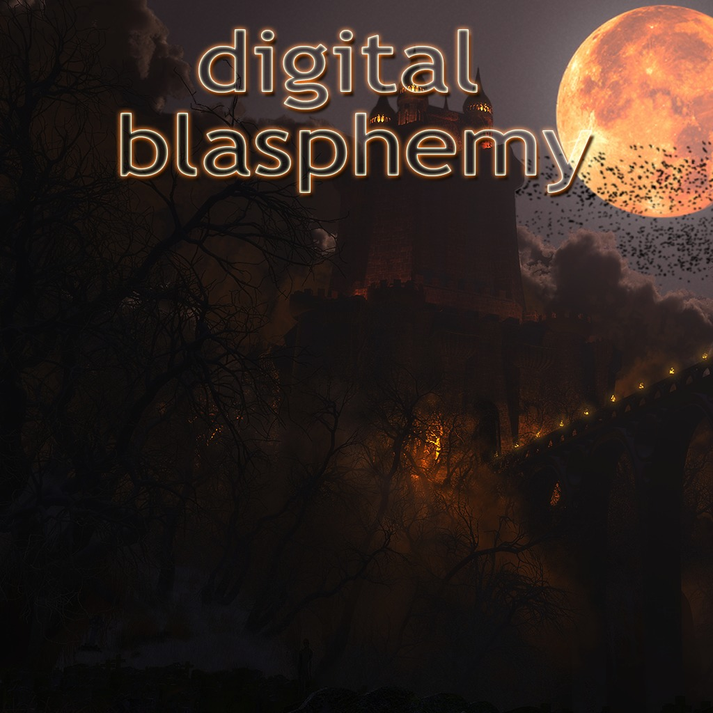 Digital Blasphemy: Castle Dracula Dynamic Theme