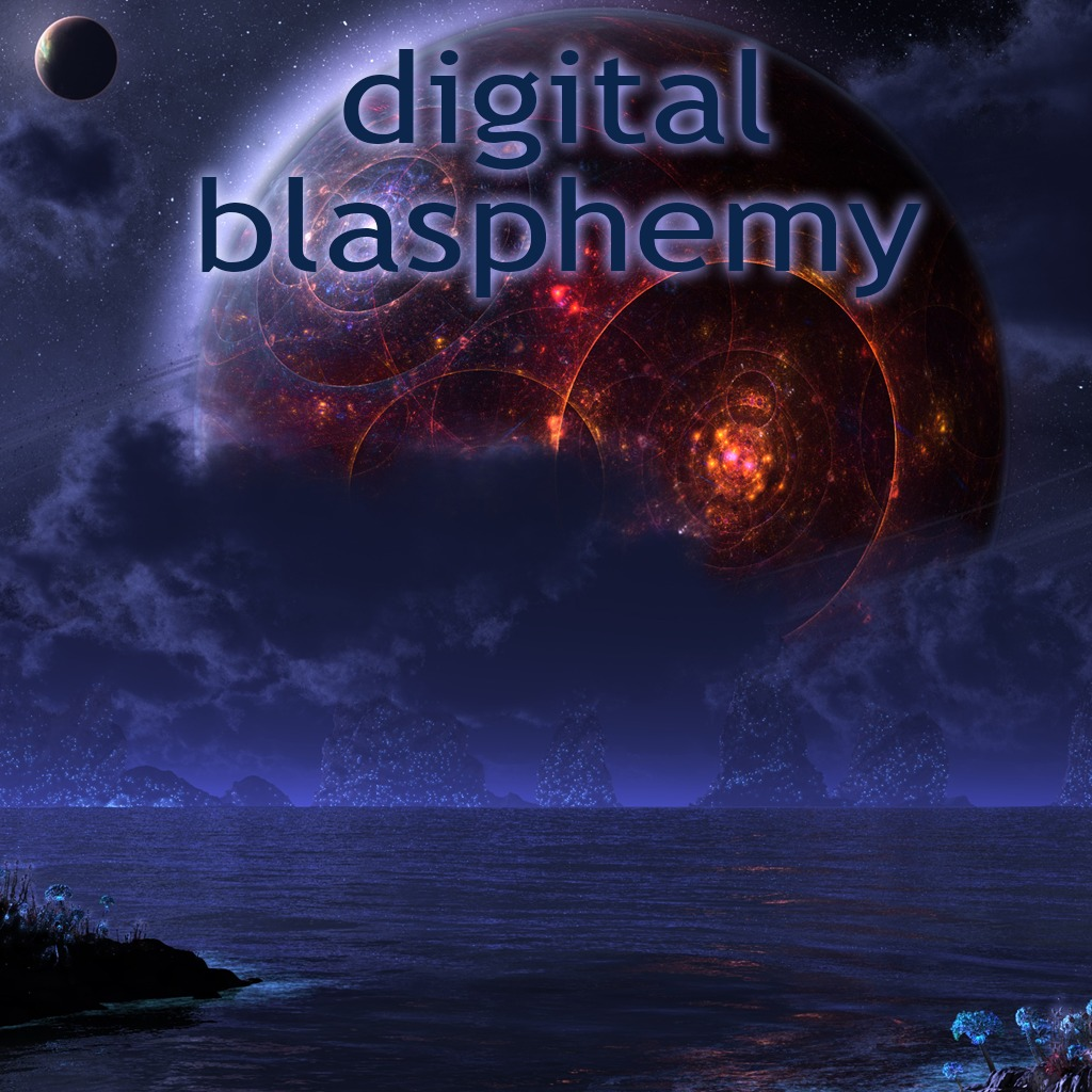 Digital Blasphemy: Series 1 Theme