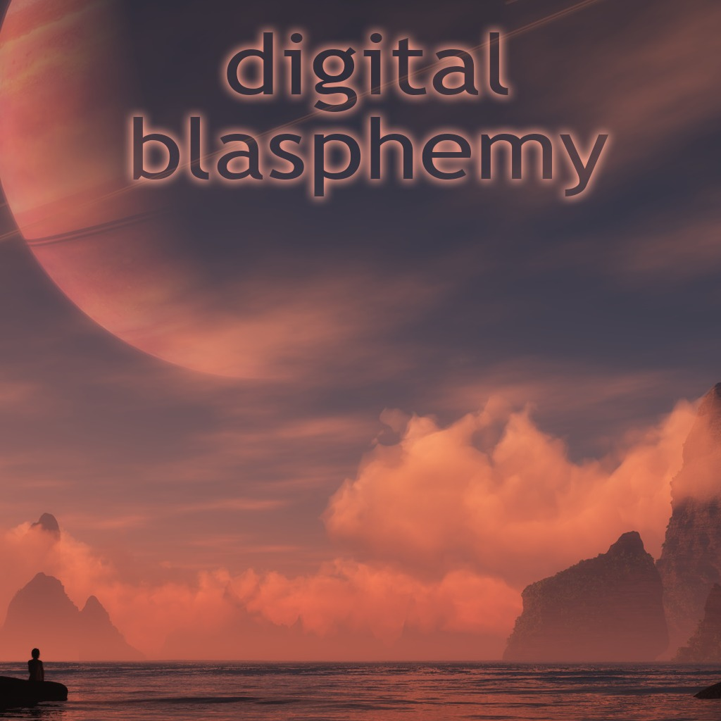 Digital Blasphemy: Series 2 Theme