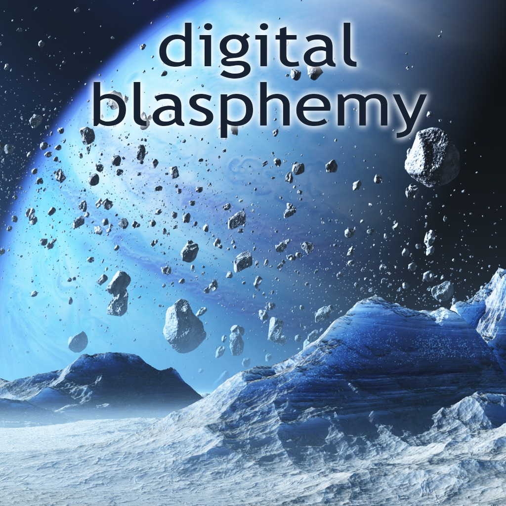 Digital Blasphemy: Series 4 Theme