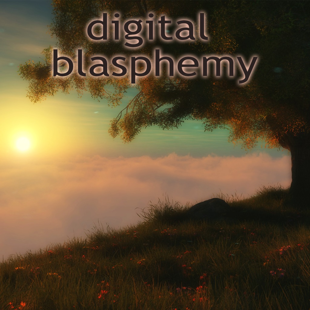 Digital Blasphemy: Series 8 Theme