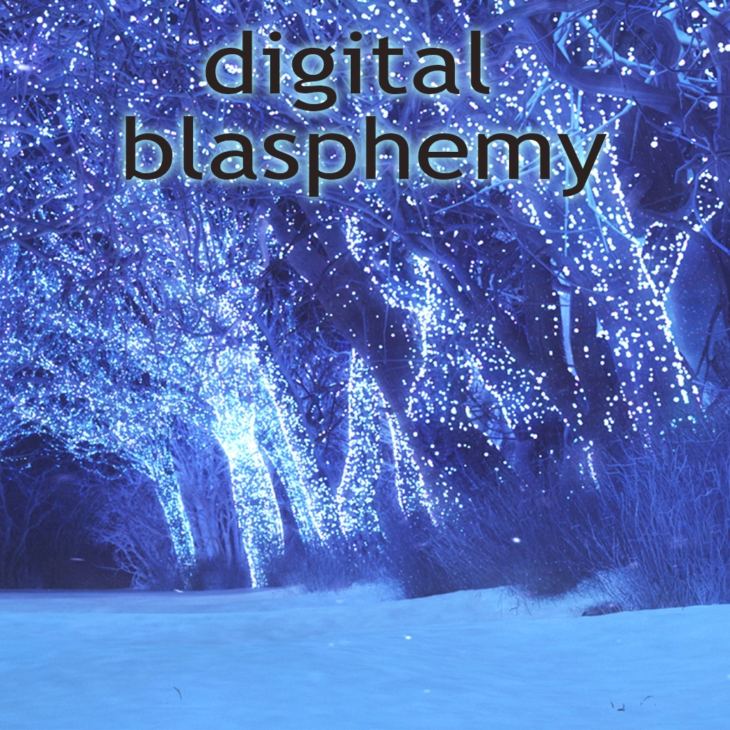 Digital Blasphemy Series IX Theme