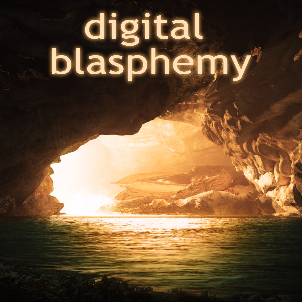 Digital Blasphemy: Dragon Gold Dynamic Theme