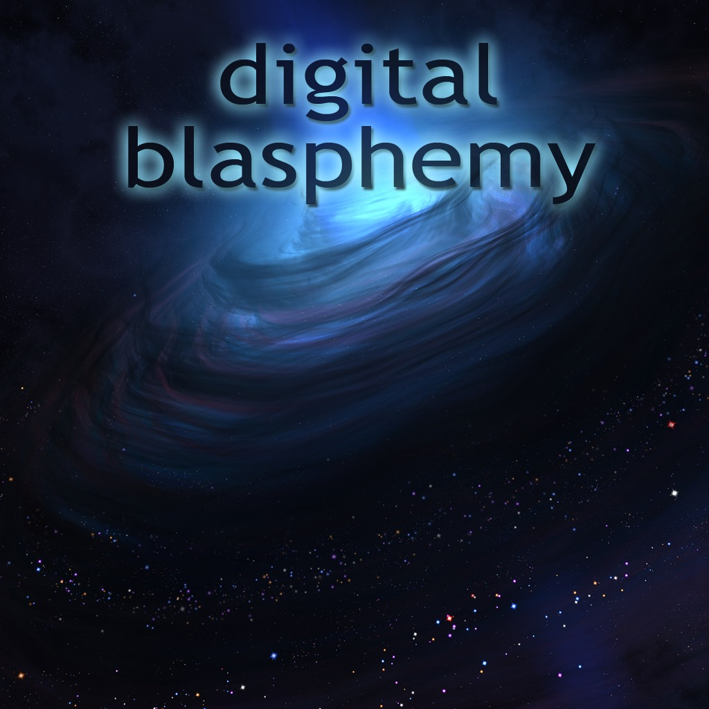 Digital Blasphemy Hidden Forces Theme