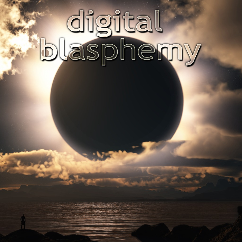 Digital Blasphemy: Moonshadow Dynamic Theme