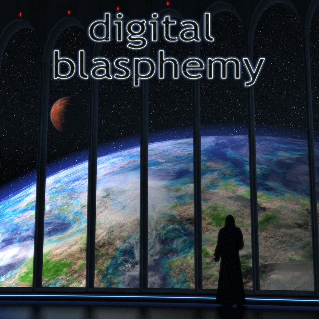 Digital Blasphemy: Overseer Dynamic Theme