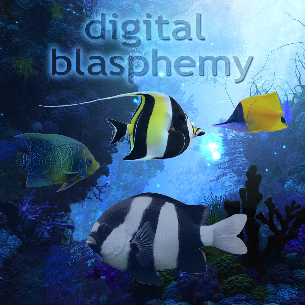 Digital Blasphemy: Poseidon Dynamic Theme