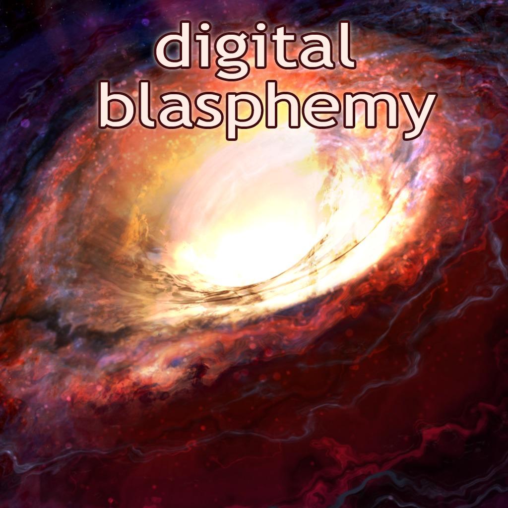 Digital Blasphemy: Singularity Dynamic Theme