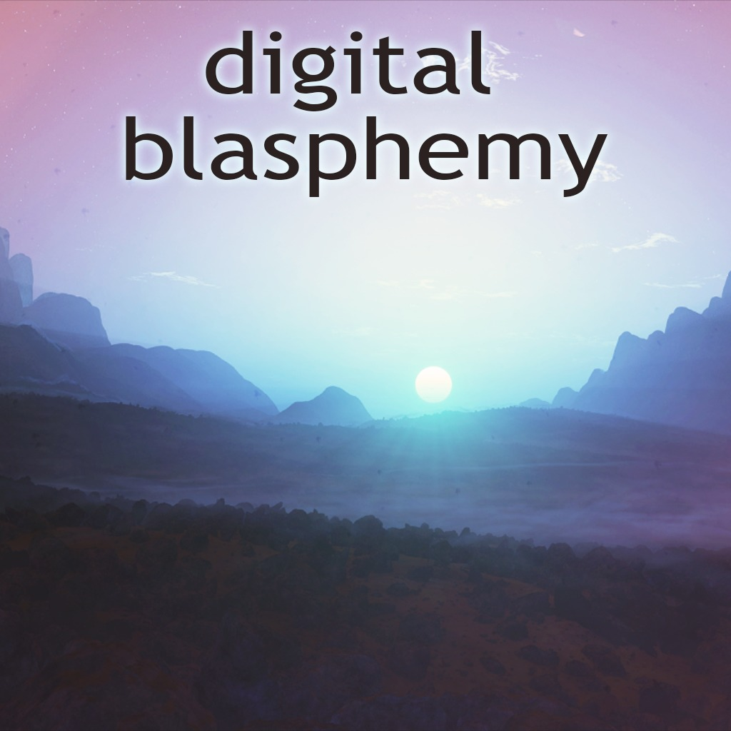 Digital Blasphemy: Tharsis Dynamic Theme