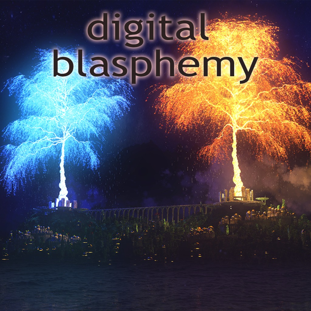 Digital Blasphemy: Valinor Dynamic Theme