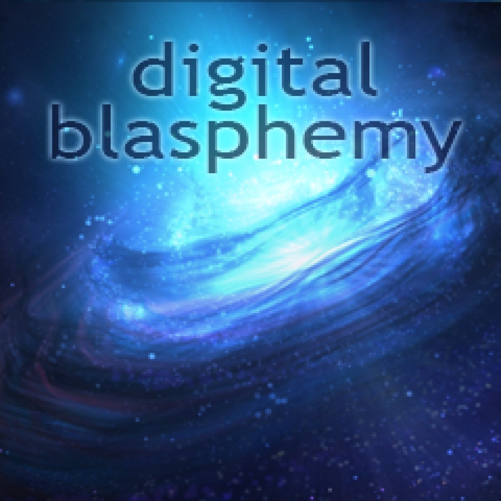 Digital Blasphemy: Saturn PSP® Theme