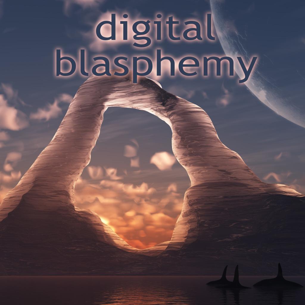 Digital Blasphemy: Circumpolar PSP® Theme