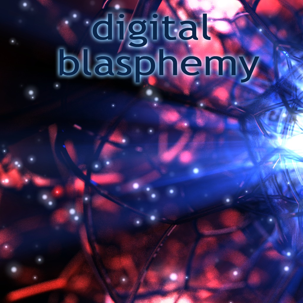 Digital Blasphemy: Geomancy PSP® Theme