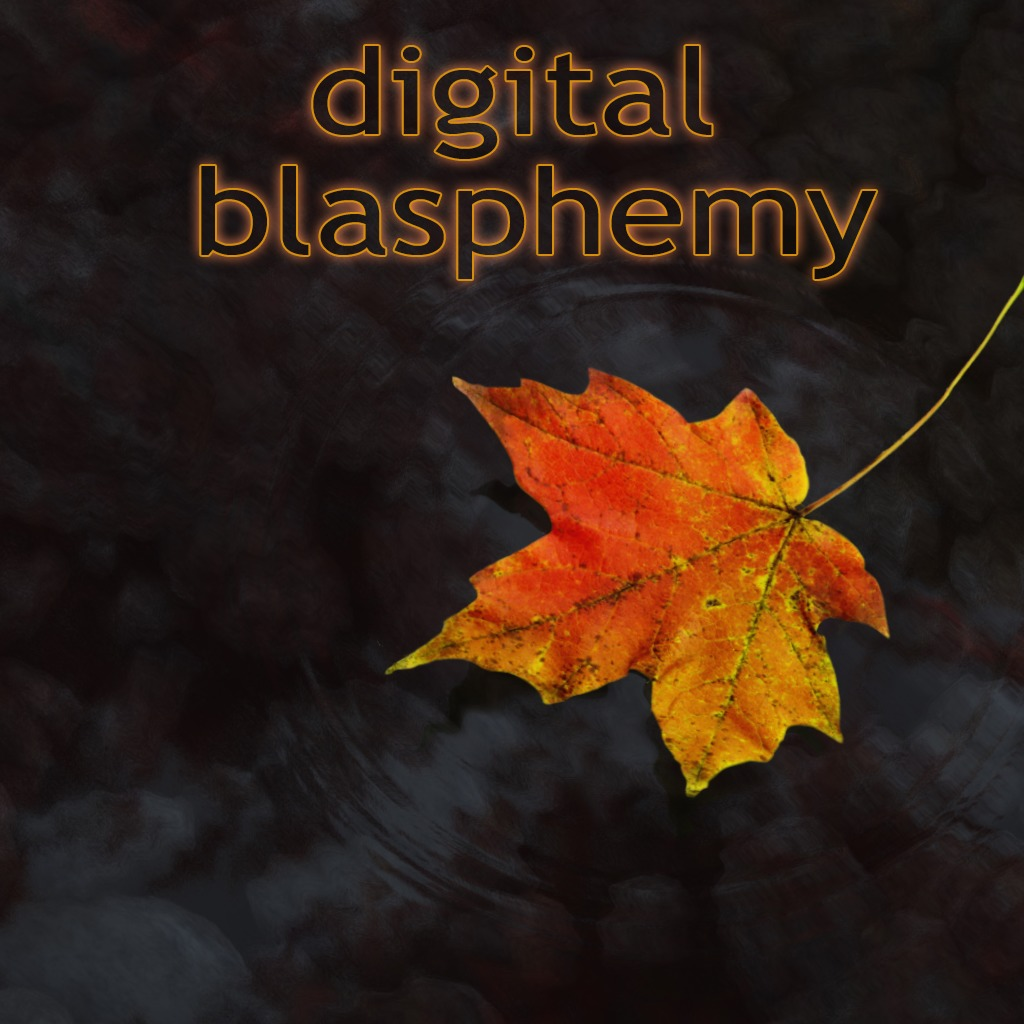 Digital Blasphemy: Haiku PSP® Theme